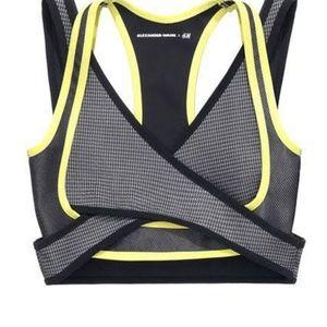 Alexander Wang & HM sports bra